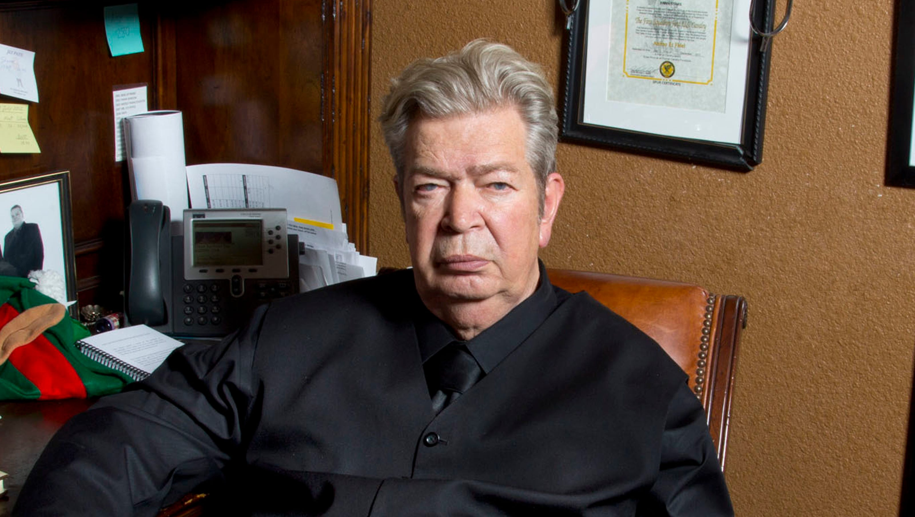 Pawn Stars Richard Harrison Omits Son Christopher Harrison From Will